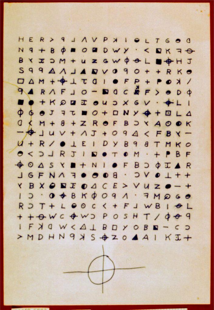 L'enigma di Zodiac - Enigmatopia - Il canale di enigmi online