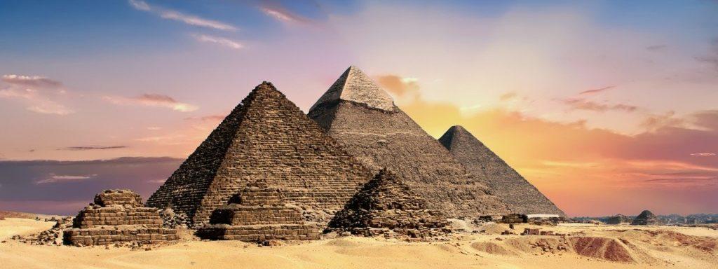 Il segreto delle Piramidi