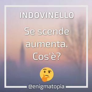 Read more about the article Se scende aumenta. Cos'è?