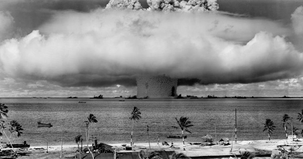 Fallout nucleare Area 51