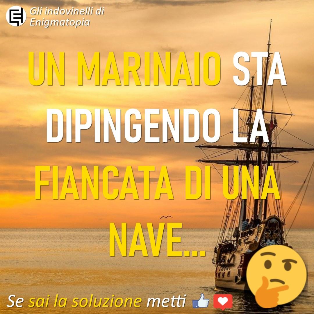 Read more about the article Il marinaio e la nave